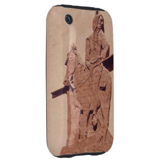 Native American Tough iPhone 3 Case
