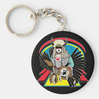 Native American Ceremony Keychains