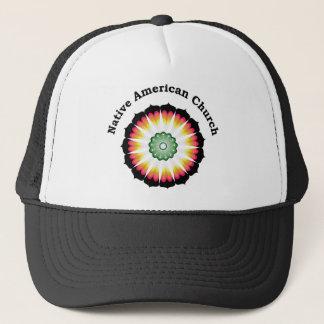 Native American Church Trucker Hat