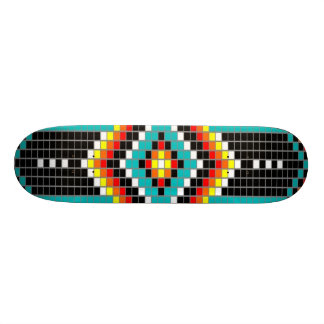 Native American Design Skateboard