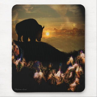 Native American Dream Catcher Mouse Pad