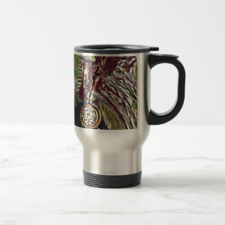 Native American Dreamcatcher Travel Mug