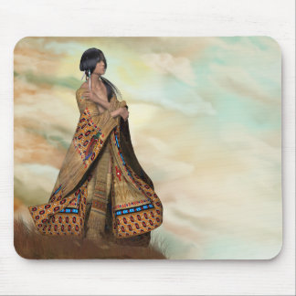 Native American Flight Mouse Pad