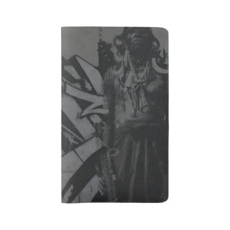 Native American Graffiti Moleskine Pocket Notebook