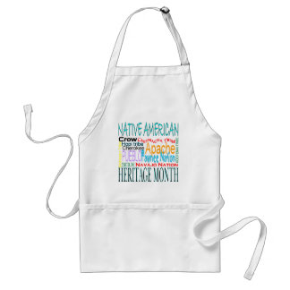 Native American Heritage Month Standard Apron