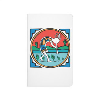 Native American Indian Kokopelli Journal