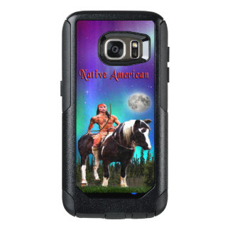 Native American Indian OtterBox Samsung Galaxy S7 Case