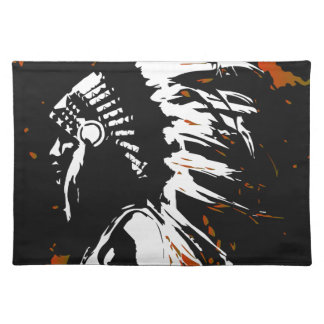 Native American Indian Placemat
