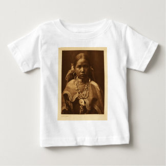 Native American Indian Vintage Portrait Baby T-Shirt