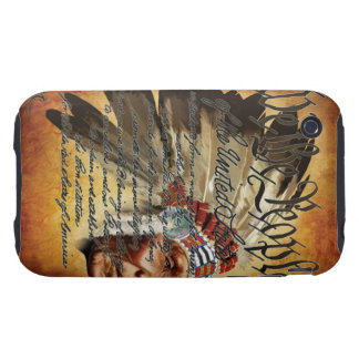 Native American iPhone 3 Tough Covers