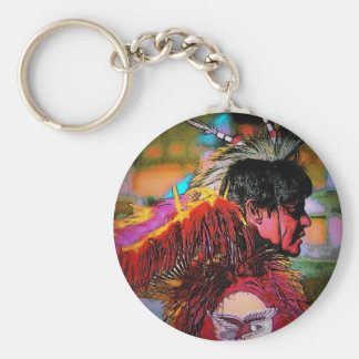 Native American Keychain