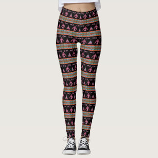 Native American Leggings designed with monUnique