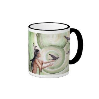Native American Mug The Messengers Mug
