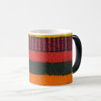 Native American Navajo Indian rainbow color Magic Mug