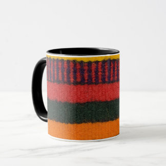 Native American Navajo Indian rainbow color Mug