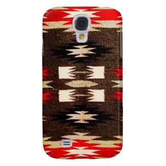 Native American Navajo Tribal Design Print Galaxy S4 Covers
