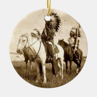 Native American Ornament