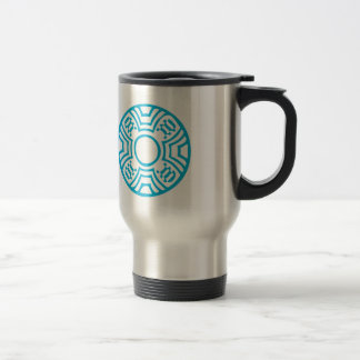 Native American Ornament Stainless Steel Travel Mug