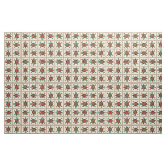 Native american pattern fabric