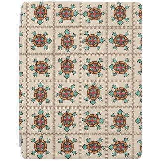 Native american pattern iPad cover