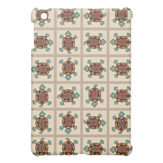 Native american pattern iPad mini cover