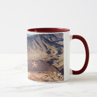 Native American Petroglyphs #1 coffee mug