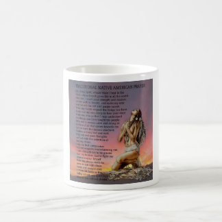 Native American Prayer Coffee Mug