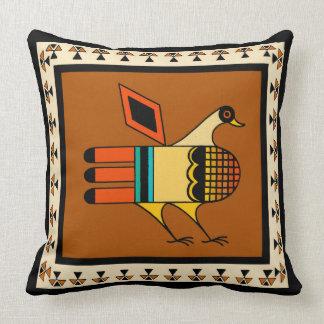 Native American Quail Cushion