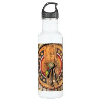 Native American Shield 710 Ml Water Bottle