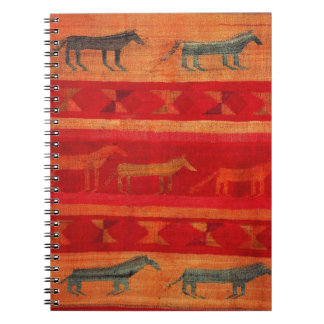 Native American Style Notebook