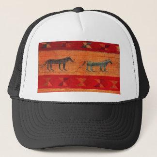 Native American Style Trucker Hat