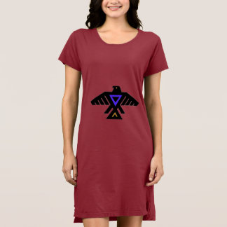 Native American T-Shirt Dress So Simple, So Pretty