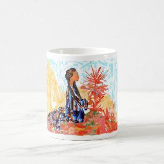"Native American ""The giving Tree"" Coffee Mug"