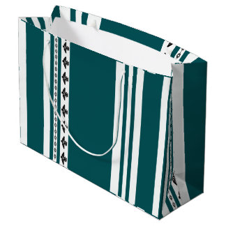 Native American Thunderbird Teal Green Gift Bag