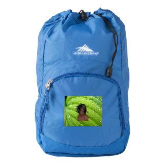 Native American Warrior Backpack
