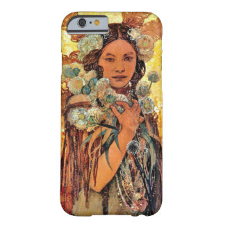 Native American Woman 1905 Barely There iPhone 6 Case
