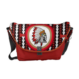 Native Americana Courier Bags