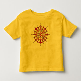Native Art T-Shirt Baby Elements Tribal Shirt