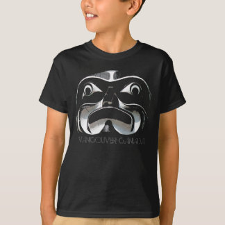 Native Art T-Shirt Vancouver Haida Souvenir Shirt