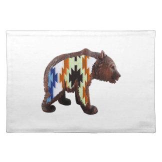 Native Bear Placemat