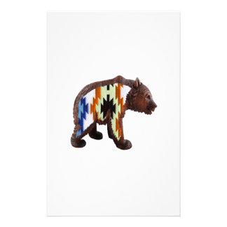 Native Bear Stationery