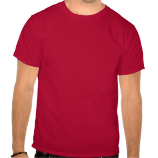 Native Bongo (Dark Red) Tee Shirts