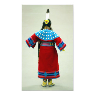 Native Dancer Photo Print