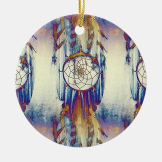 Native Dreams Ceramic Ornament