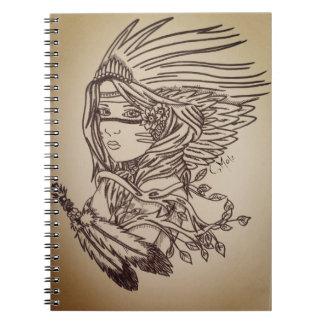 Native Girl Notebooks