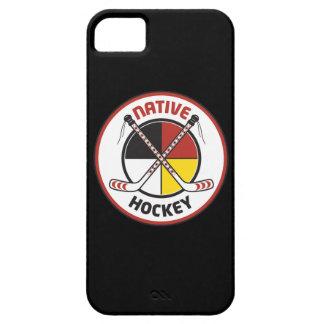 Native Hockey Phone Case