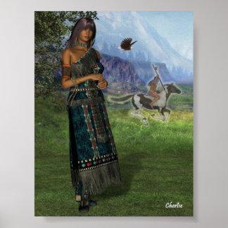 Native Memories Poster