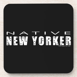 Native New Yorker Coasters