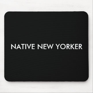 Native New Yorker Mouse Pad