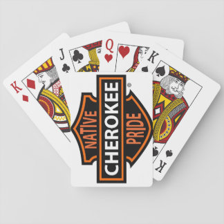 Native Pride Playing Cards